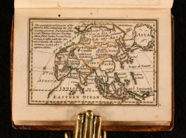 1758 Atlas Minimus or a New Set of Pocket Maps of the Several Empires