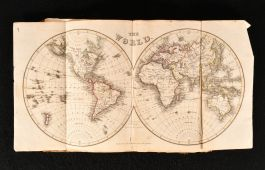 1820 An Atlas to Guthrie's Geographical Grammar