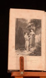 1828 Bernadin de Saint-Pierre Paul & Virginia Elizabeth The Indian Cottage 3in1