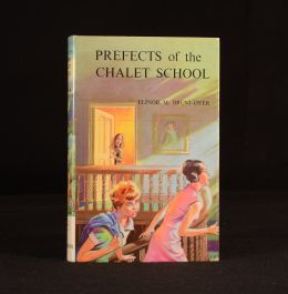 1970 Prefects of the Chalet School Elinor M Brent-Dyer First Edition Children's Novel
