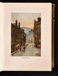c1912 Traditions of Edinburgh