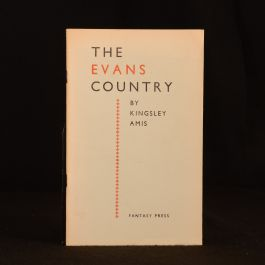 1962 The Evans Country First Edition Uncommon Peter Apap Bologna