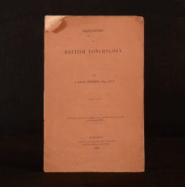 1858 Gleanings in British Conchology J. Gwyn Jeffreys Illustrated Very Scarce