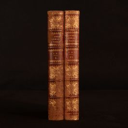 1870 2vols Ancient and Modern Scottish Songs David Herd Sidney Gilpin Reprint