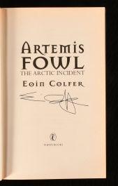 2002 Artemis Fowl the Arctic Incident