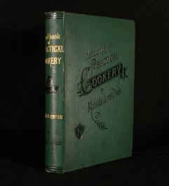 1892 Handbook of Practical Cookery