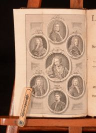 1735 Letters to Pope with a Narrative of the Method of Pope's Letters' procural
