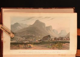 1822 2vols Travels in South Africa Undertaken Rev John Campbell Missionary First Ed