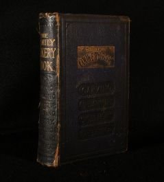 1864 Every Family's Cookery Book