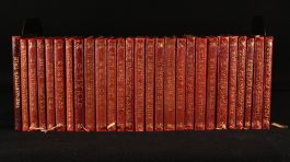 1899 27vol The Temple Shakespeare