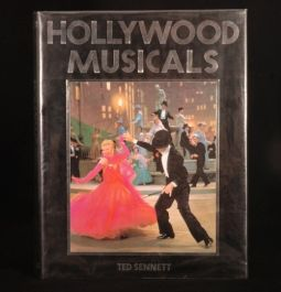 1981 Cinema HOLLYWOOD MUSICALS Movies by T SENNETT Film