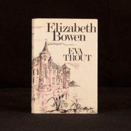 1969 Eva Trout Elizabeth Bowen First UK Edition Changing Scenes Final Novel