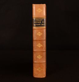 1789 The Voyage of Governor Phillip to Botany Bay