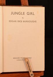 1933 Jungle Girl Edgar Rice Burroughs Lost World Cambodia