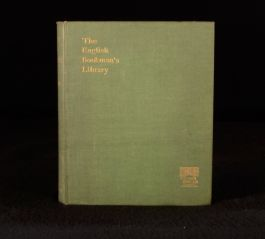 1902 William Younger Fletcher English Book Collectors English Bookman's Library