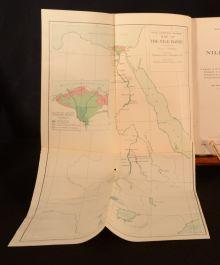1919-20 2vols Nile Control Works Regulate Irrigation Sir Murdoch Macdonald 1st