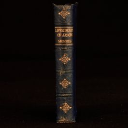 c1900 The Life and Death of Jason A Poem William Morris John Drinkwater Intro
