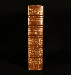 1898 The Seven Lamps of Architecture