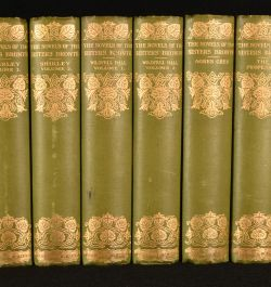 1924 The Novels of the Sisters Bronte