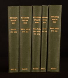 General Index to the Fifty-Six Volumes of the Gentleman's Magazine