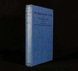 1927 The 'Mechanization' of War