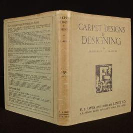 1934 Carpet Designs and Designing