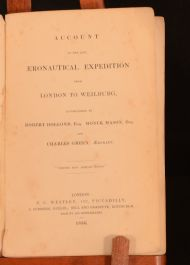 Account of the Late Aeronautical Expedition From London to Weilburg