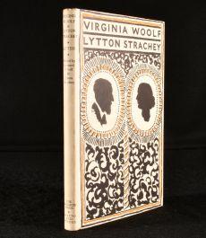 1956 Virginia Woolf and Lytton Strachey