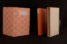 1934 Chapman Illustrative Passage Havelock Ellis Nonesuch Press Limited Edition