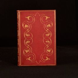 1834 Poems by Samuel Rogers First Ed Illustrated Turner Stothard Morocco Binding