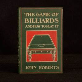 1933 The Game of Billiards and How to Play It With 141 Diagrams