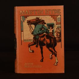 1910 Martin Hyde The Dukes Messangers John Masefield Illus T C Dugdale 1st Ed