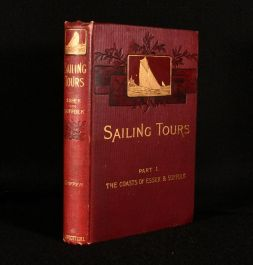 1892 Sailing Tours: The Yachtsman's Guide to the Cruising Water of the English Coast