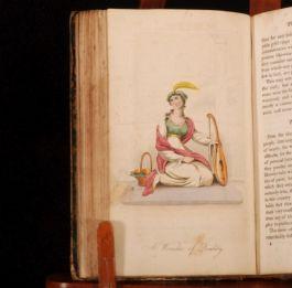 1817 Algiers Barbary States G.A. Jackson First Illus