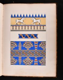 1849 The Monuments of Nineveh From Drawings Made on the Spot