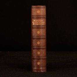 1862 The Pilgrim's Progress John Bunyan Illustrated Gauffered Edge Fourteenth Ed