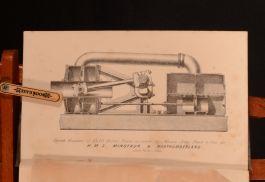 1865 The Marine Steam Engine Tomas J Main Thomas Brown Uncommon Illus