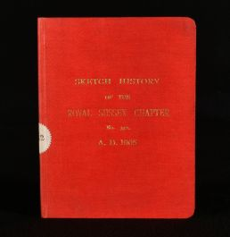 1905 Sketch History of the Royal Sussex Chapter