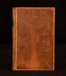 1876 Samuel Smiles Character New Edition Tree Calf Binding Self Help