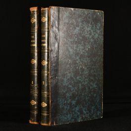 1844 2vol Les Rues de Paris