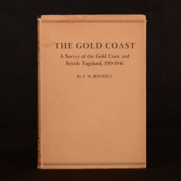 1949 The Gold Coast Survey of Gold Coast and British Togoland F. M. Bourret
