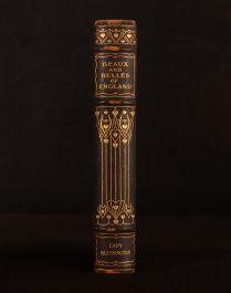 1900 Lady Blessington Beaux Belles of England J. Molloy Illus Limited Edition