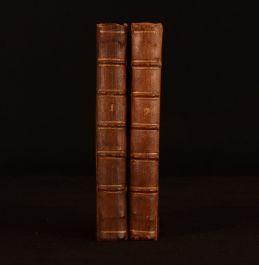 1767 2vol The Bachelor of Salamanca Le Sage Very Scarce English Translation