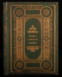 1865 Works of Oliver GOLDSMITH Illustrated DALZIEL 1st