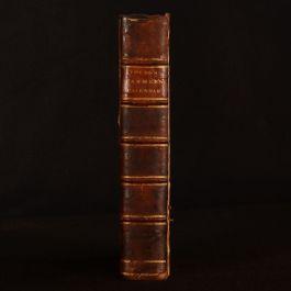 1805 The Farmer's Calendar Arthur Young Agriculture Uncommon Sixth Edition