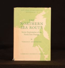 1952 The Northern Sea Route Soviet Exploitation Terence Armstrong Illus