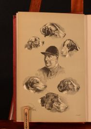 1886-1892 3vol Fores's Sporting Notes and Sketches Vol II VIII IX Illustrated