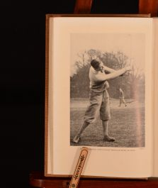 1931 The Game of Golf Lonsdale Library Volume IX Illustrated First Edition