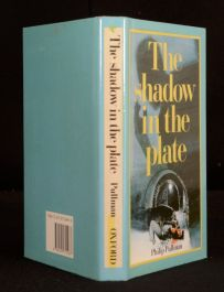 1986 The Shadow in the Plate Philip Pullman Sally Lockhart First Edition