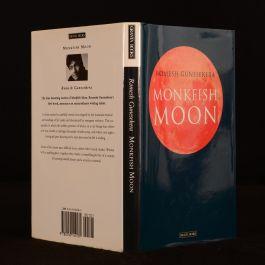 1992 Monkfish Moon Romesh Gunesekera First Edition